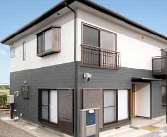 外壁・屋根リフォームAfter