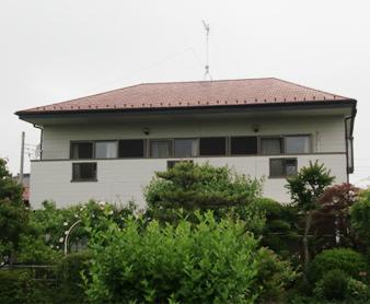 外壁・屋根リフォームBefore