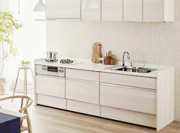 Ⅰ型レイアウト キッチン