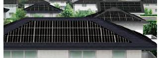 さまざまな屋根に最適設置ルーフィット設計